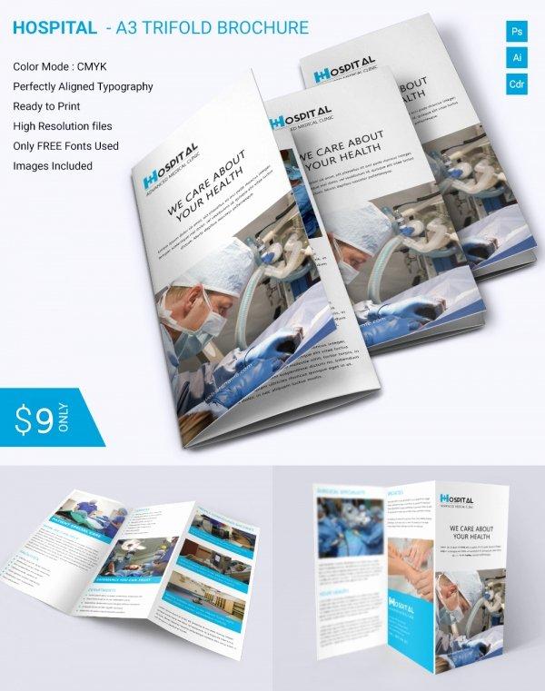 Tri Fold Template Indesign Awesome Free Indesign Tri Fold Brochure Templates Csoforumfo