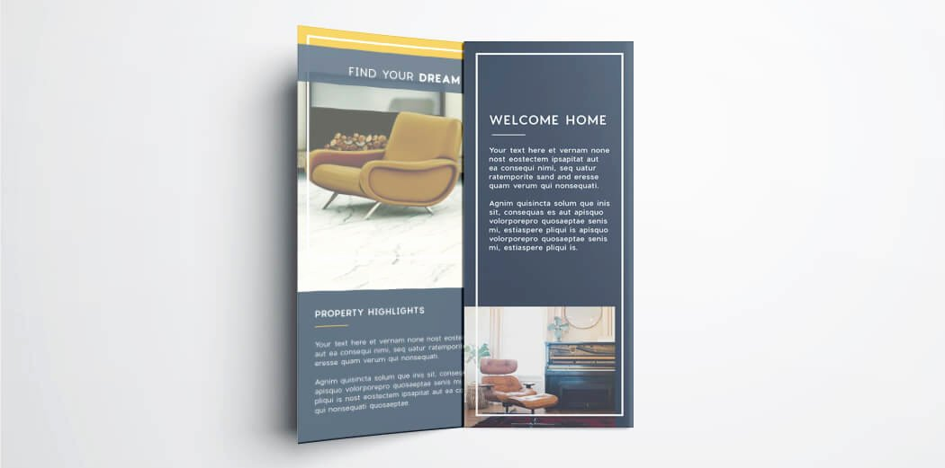 Tri Fold Template Indesign Inspirational Tri Fold Brochure