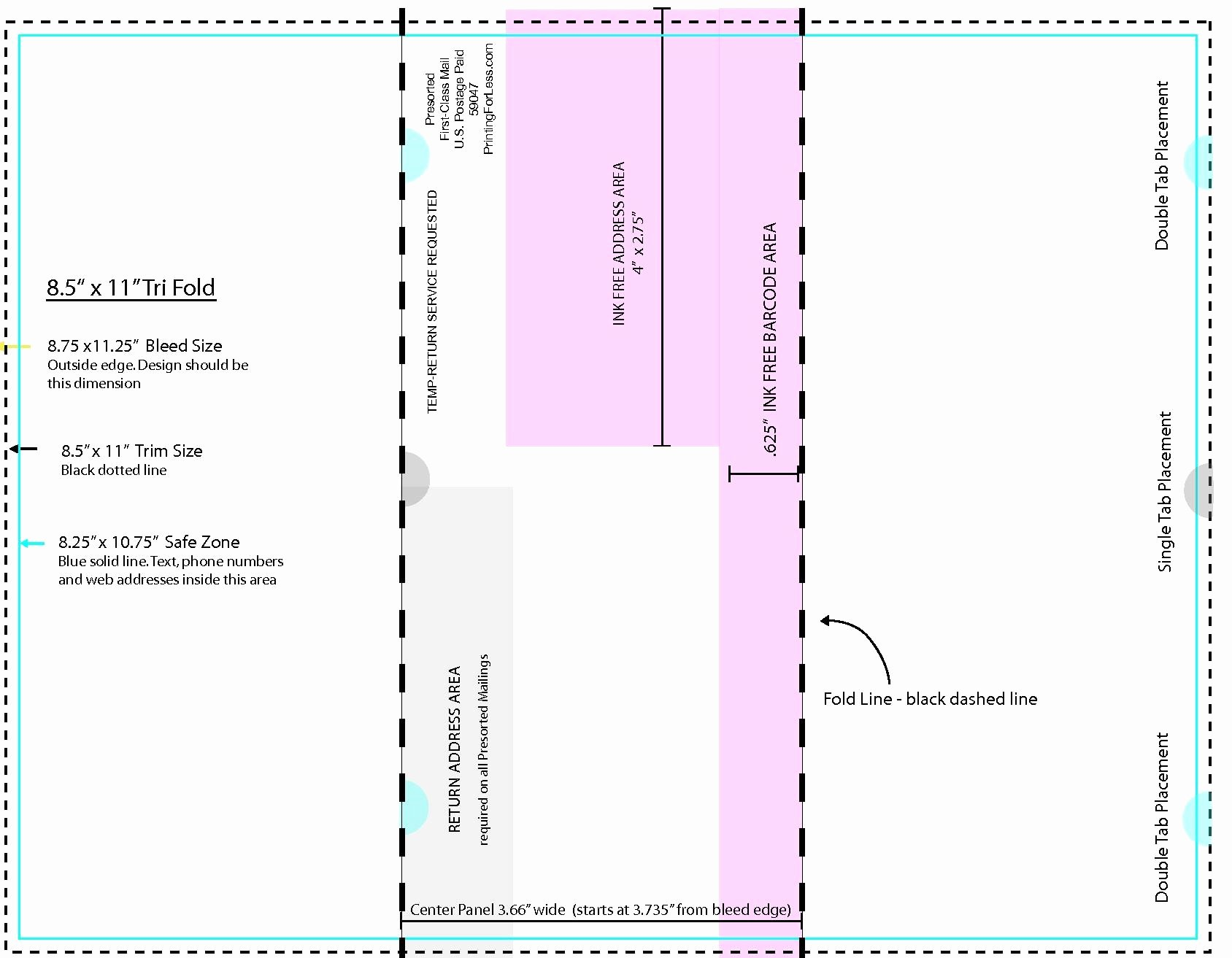 Tri Fold Template Indesign Inspirational Tri Fold Brochure Template Microsoft Word