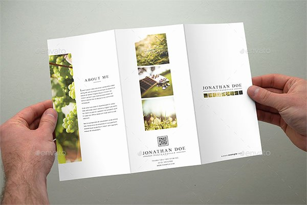 Tri Fold Template Indesign Luxury 20 Awesome Indesign & Psd Graphy Brochure Templates