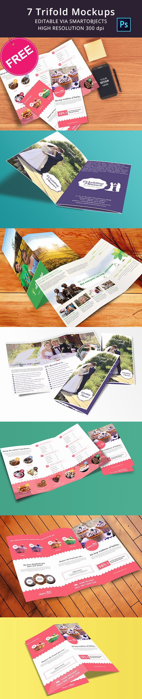 Tri Fold Template Indesign Unique 10 Printable Trifold Templates Doc Psd Pdf Eps