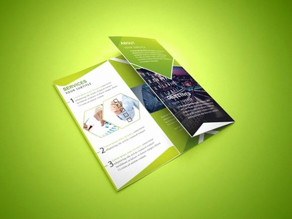 Tri Fold Template Photoshop Awesome 65 Print Ready Brochure Templates Free Psd Indesign & Ai