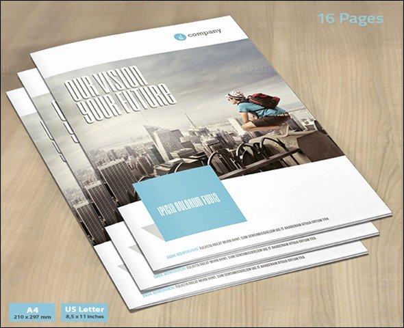 Tri Fold Template Photoshop Unique 100 Free & Premium Corporate Brochure Design Templates