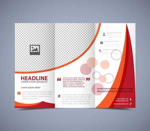 Trifold Brochure Template Illustrator Awesome Adobe Illustrator Tri Fold Brochure Template Free Adobe