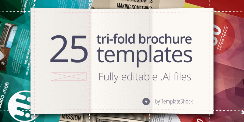 Trifold Brochure Template Illustrator Elegant 25 Editable Illustrator Tri Fold Brochure Templates bypeople