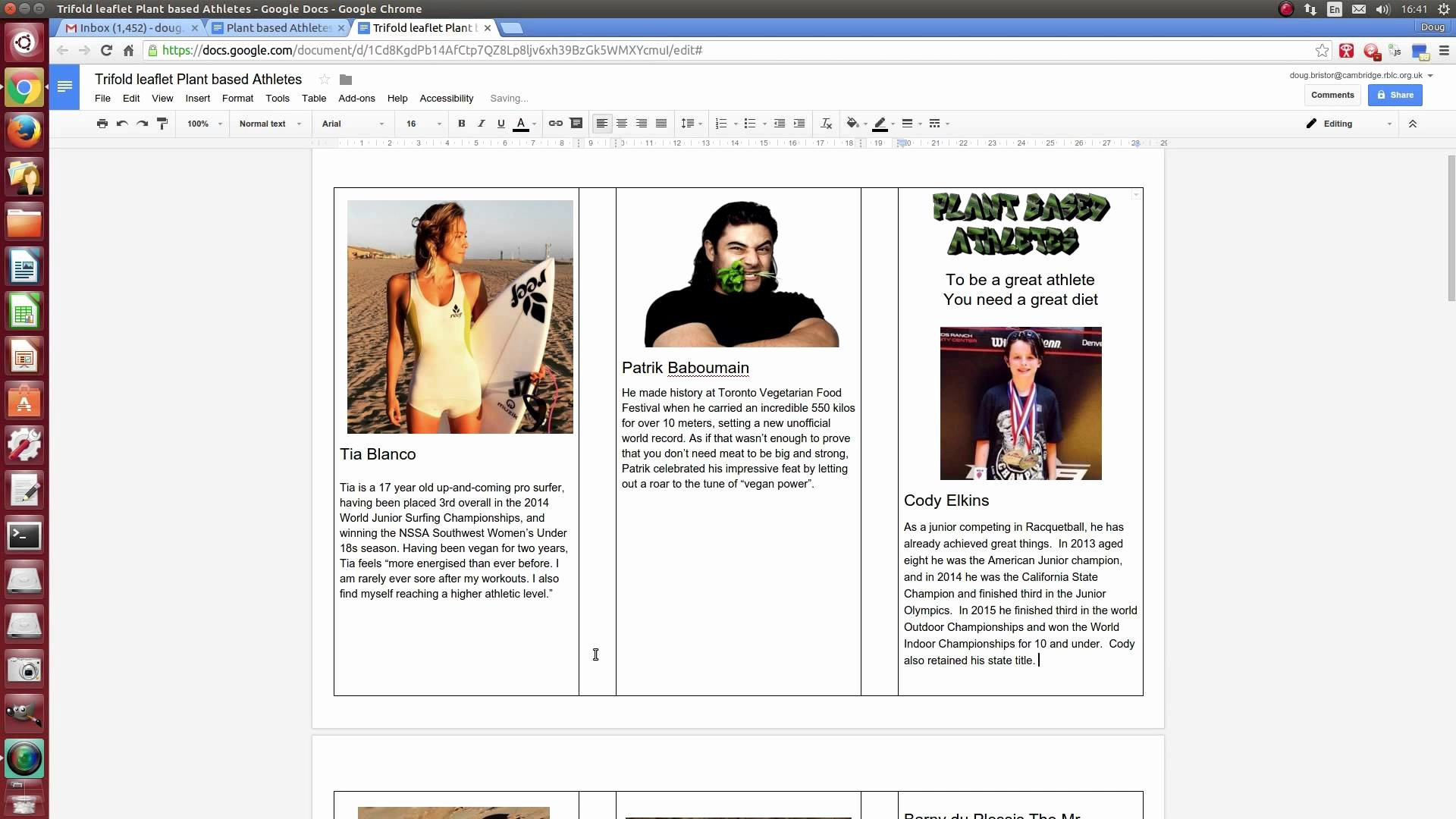 Trifold Template Google Docs Fresh Tri Fold Template Google Docs