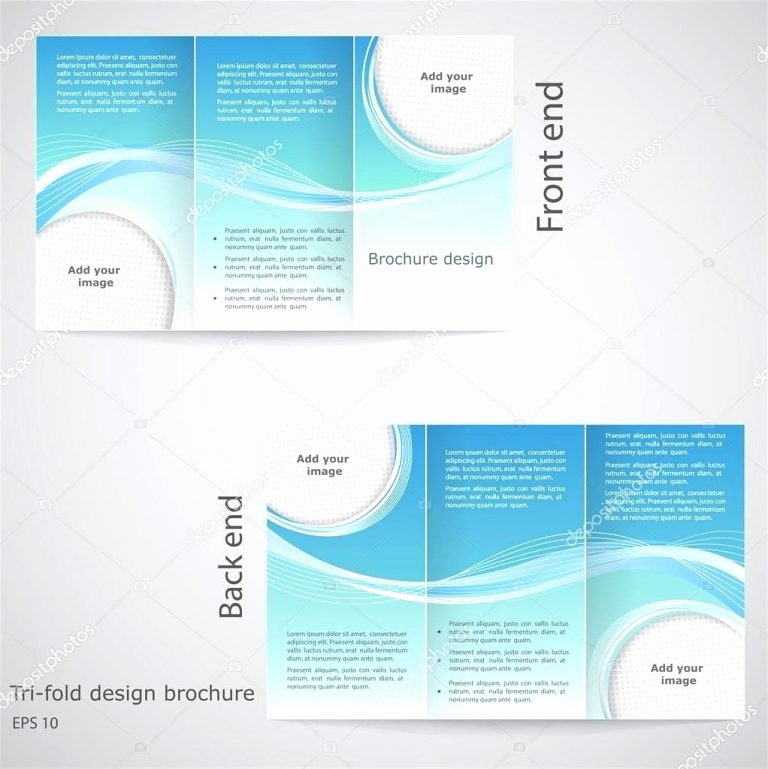 Trifold Template Google Docs Unique Tri Fold Brochure Template Google Docs Easychessfo