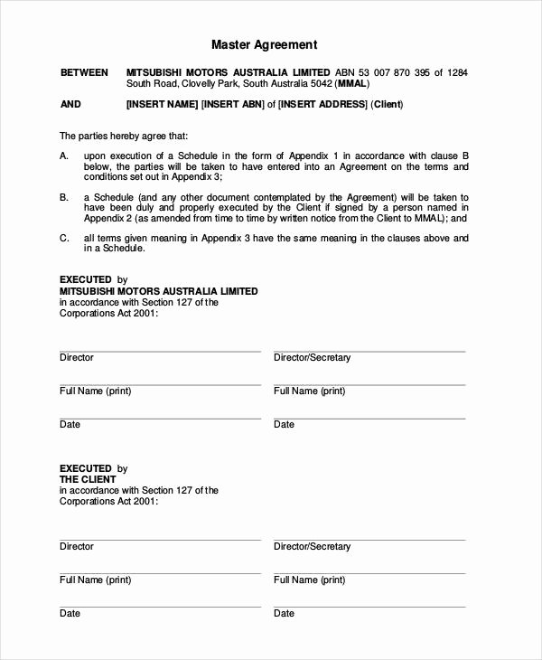 Truck Lease Agreement Template Awesome 12 Vehicle Lease Agreement Templates Docs Word