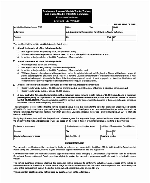Truck Lease Agreement Template Best Of 9 Samples Of Lease Agreement