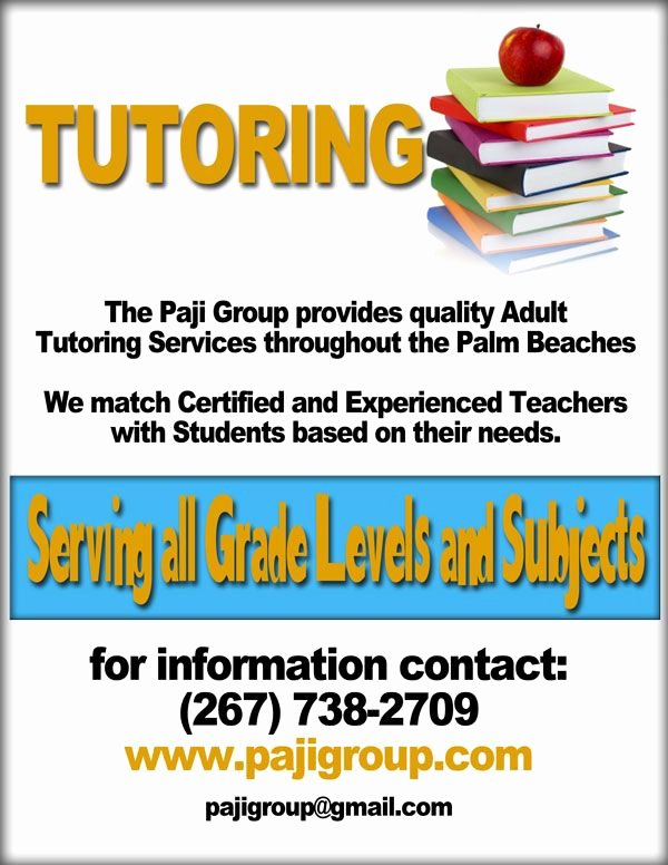 Tutor Flyer Template Free Best Of 17 Best Images About Tutoring On Pinterest