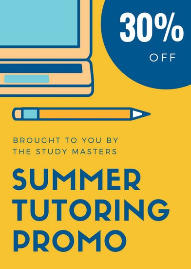 Tutoring Flyers Template Free Inspirational Flyer Templates Canva