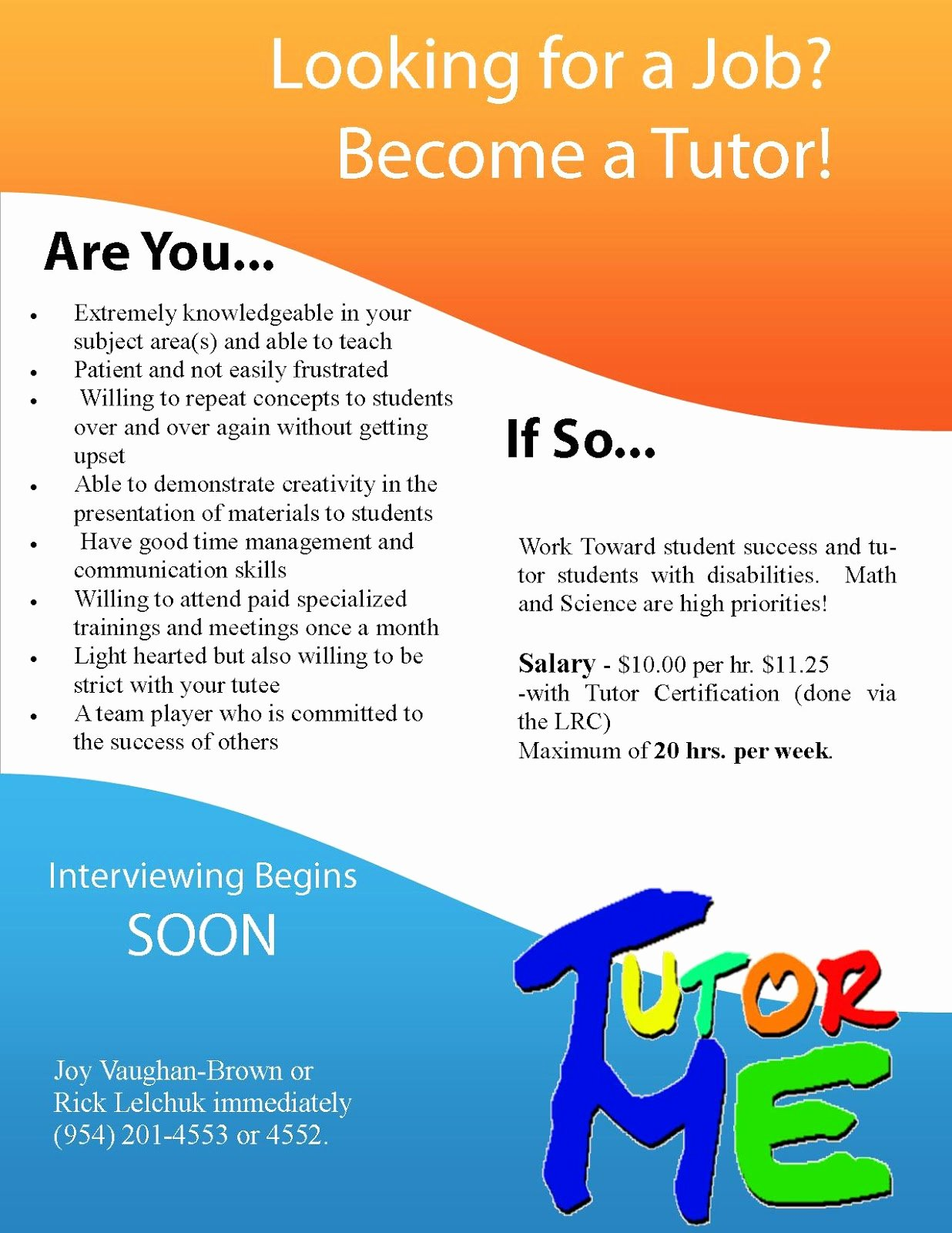 Tutoring Flyers Template Free New Tutor Templates Flyer