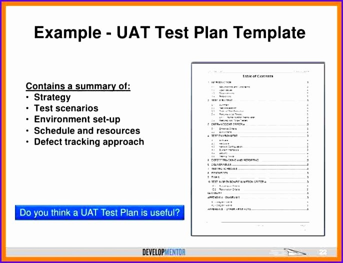 Uat Test Plan Template Elegant 10 Test Plan Excel Template Exceltemplates Exceltemplates
