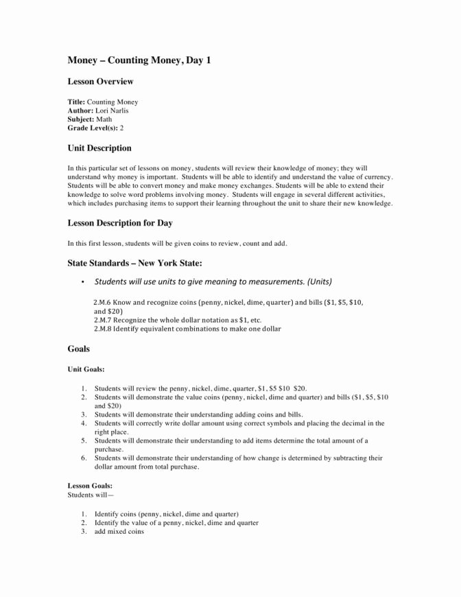 Udl Lesson Plan Template Awesome First Grade Udl Lesson Plans