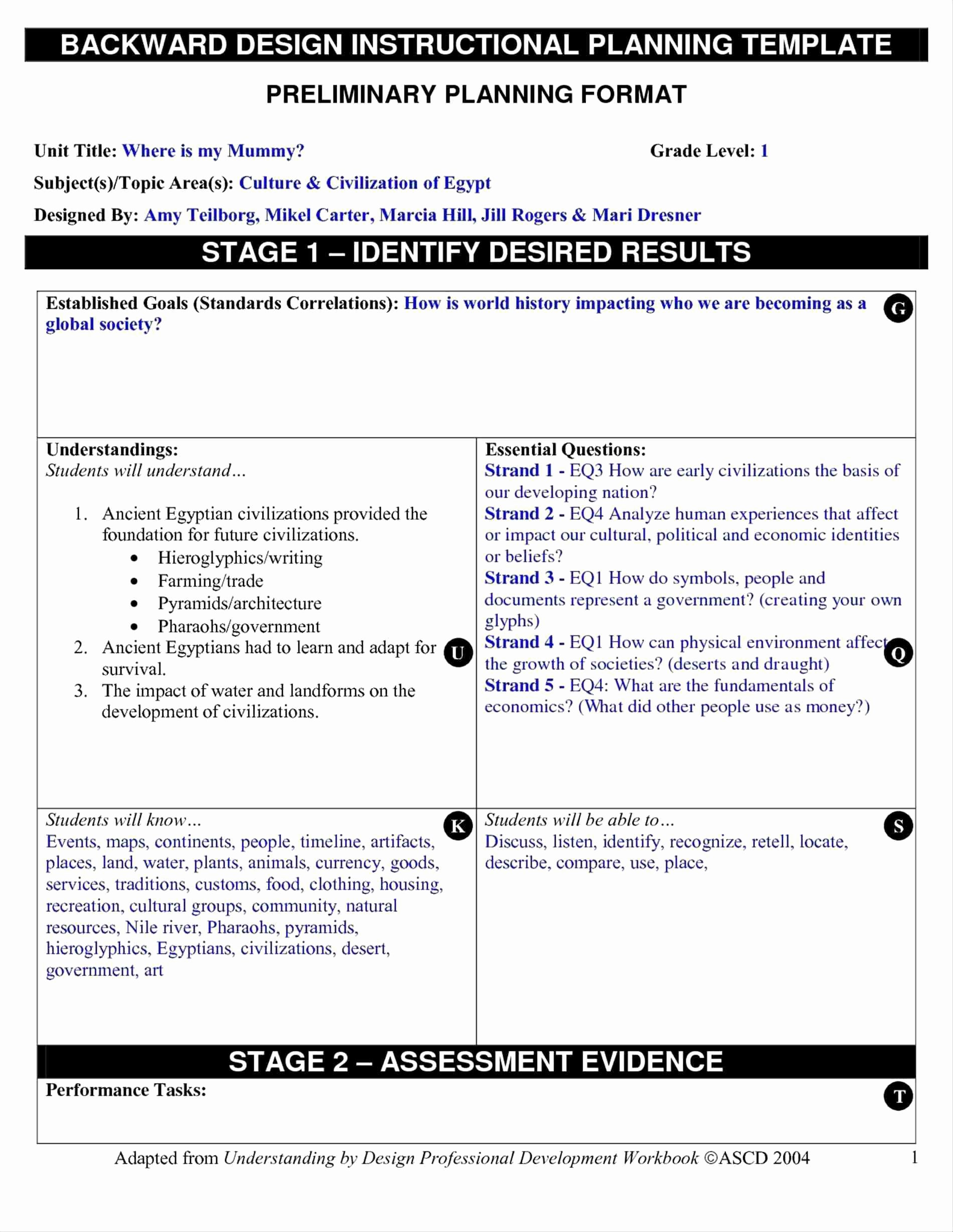 Udl Lesson Plan Template Fresh Universal Design for Learning Lesson Plan Template