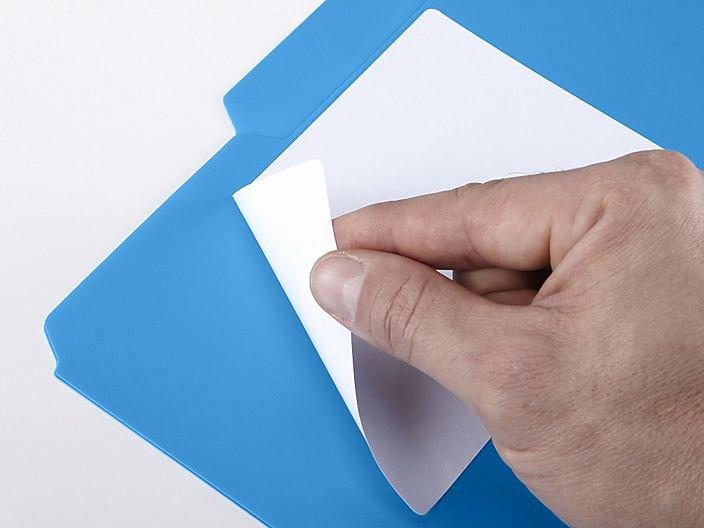 """Uline Laser Labels Template Elegant Uline Removable Laser Labels White 4 X 6"""" S Uline"""