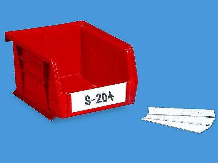 Uline Laser Labels Template Fresh Bin Labels Parts Bin Labels In Stock Uline