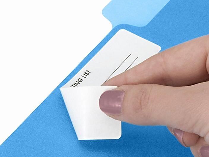"""Uline Laser Labels Template Fresh Uline Removable Laser Labels White 4 X 1"""" S Uline"""