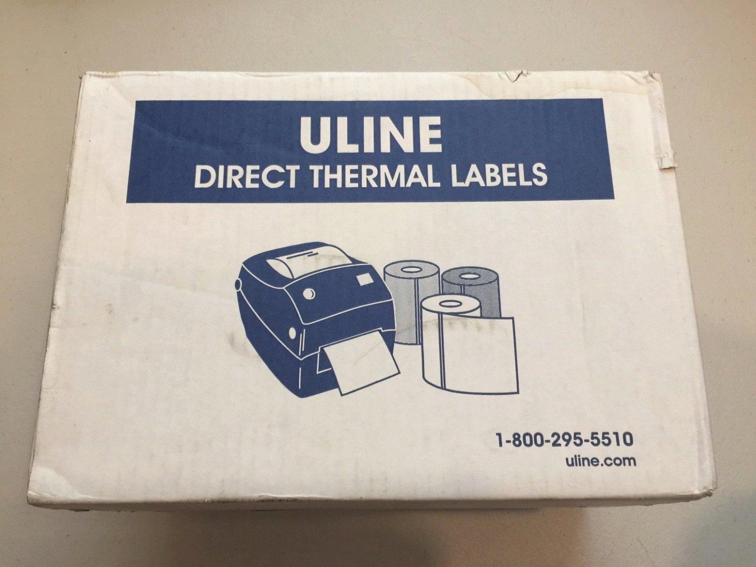 Uline Laser Labels Template Inspirational Five Ways Uline 15x15 Labels