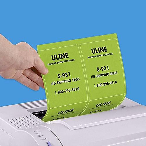 Uline Laser Labels Template Lovely Laser Labels Printer Labels Printable Labels In Stock