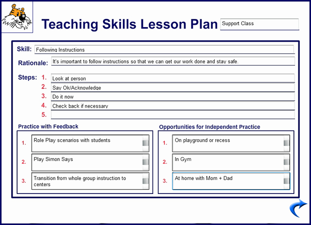 Unit Lesson Plan Template Lovely Download Free Teaching Templates Planning Artistfilecloud
