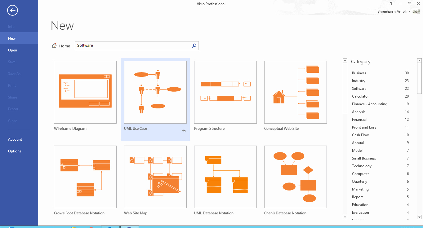 Use Case Documentation Template Fresh Documenting Use Cases Using Visio Professional Technet
