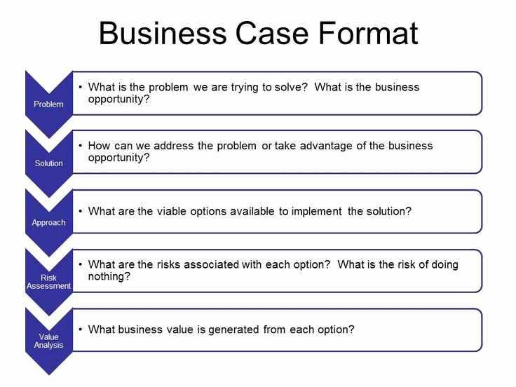 Use Case Template Word Awesome Business Case Template In Word