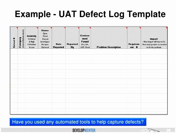 User Acceptance Test Template Lovely 7 Factory Acceptance Test Plan Template Iprye