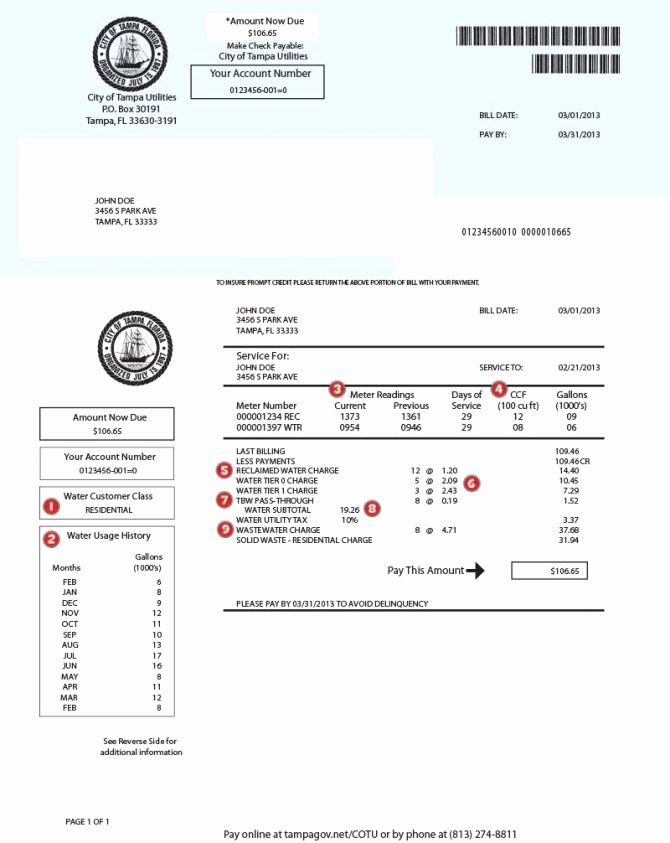 Utility Bill Template Pdf Inspirational Fully Editable British Gas Bill Psdplate Utility Tamplate