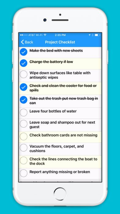 Vacation Rental Checklist Template Unique Vacation Rental Checklist Turnoverbnb