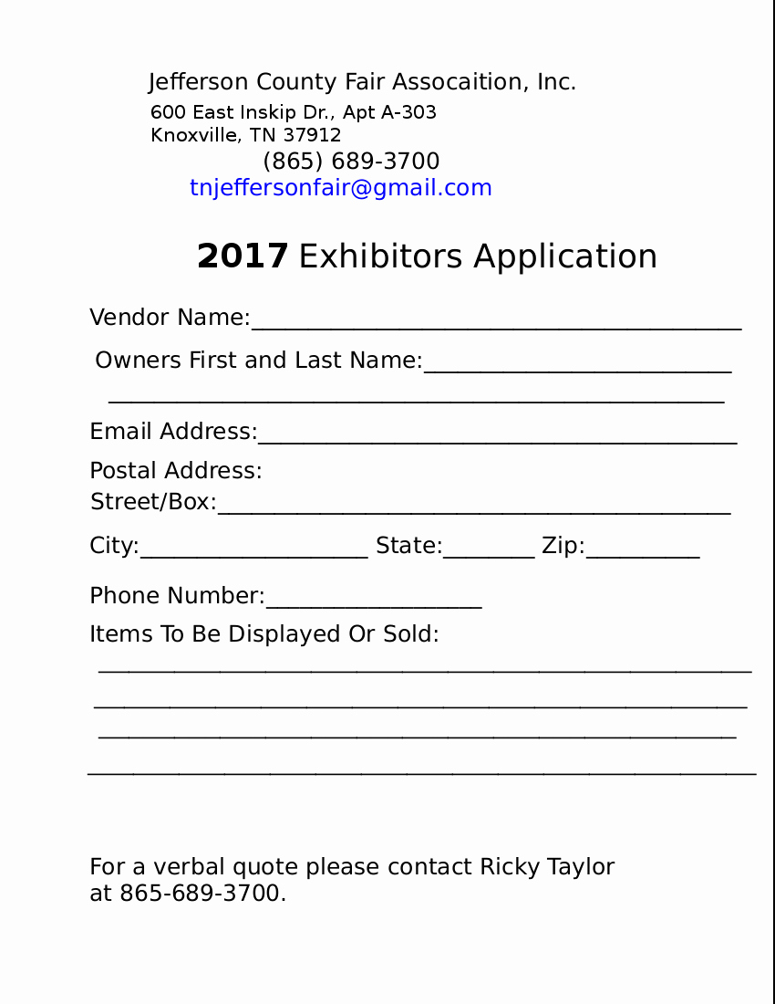 Vendor Registration form Template Unique 17 Of Exhibitor Registration form Template