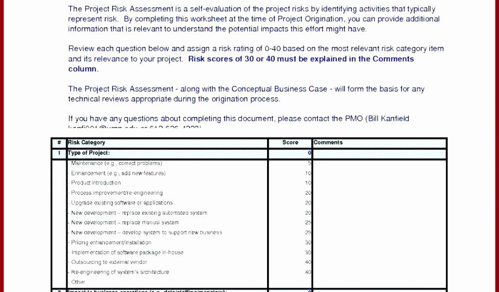 Vendor Risk assessment Template Beautiful Risk Management Spreadsheet Template Supplier