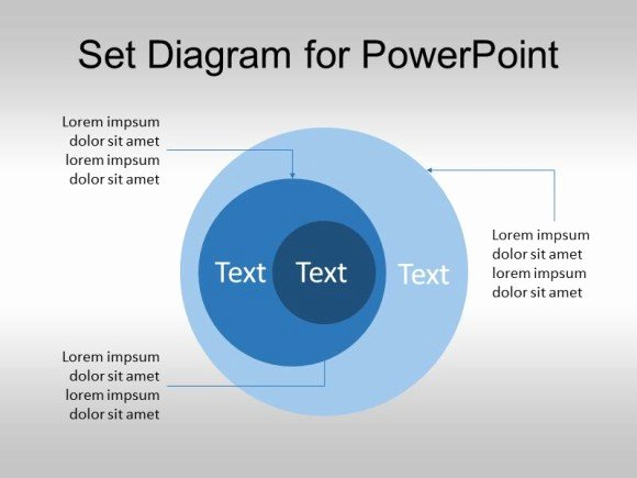 Venn Diagram Powerpoint Template New Free Set Diagram for Powerpoint Venn Diagram Template