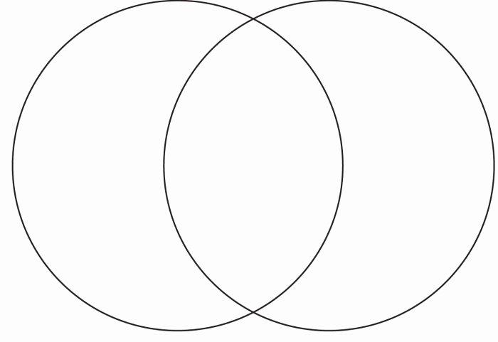 Venn Diagram Template Word Best Of Venn Diagram Template