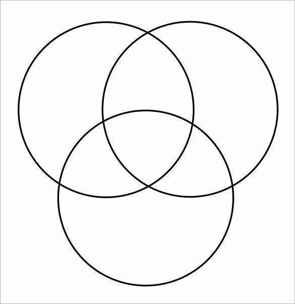 Venn Diagram Template Word Lovely 10 Triple Venn Diagram Templates – Free Sample Example