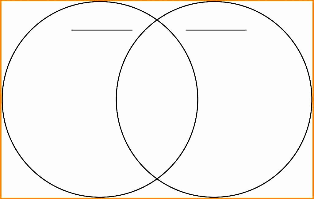Venn Diagram Template Word Luxury Printable Blank Venn Diagram Template Worksheet