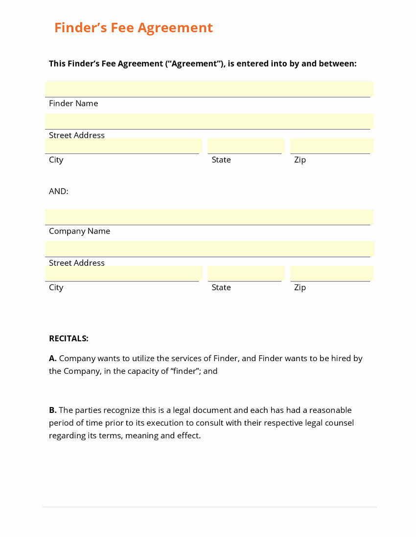 Venue Rental Agreement Template Best Of Business form Template Gallery