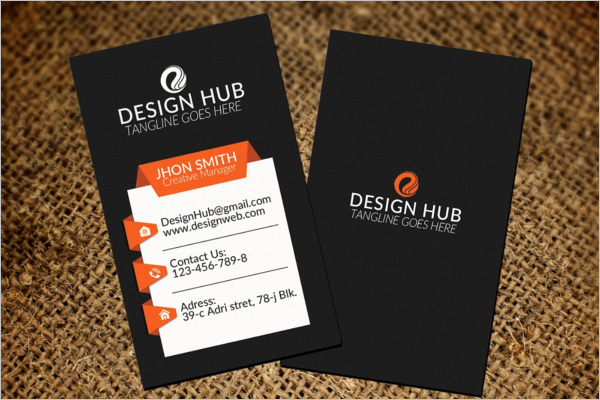 Vertical Business Card Template Fresh 35 Medical Business Cards Designs Free & Premium Templates