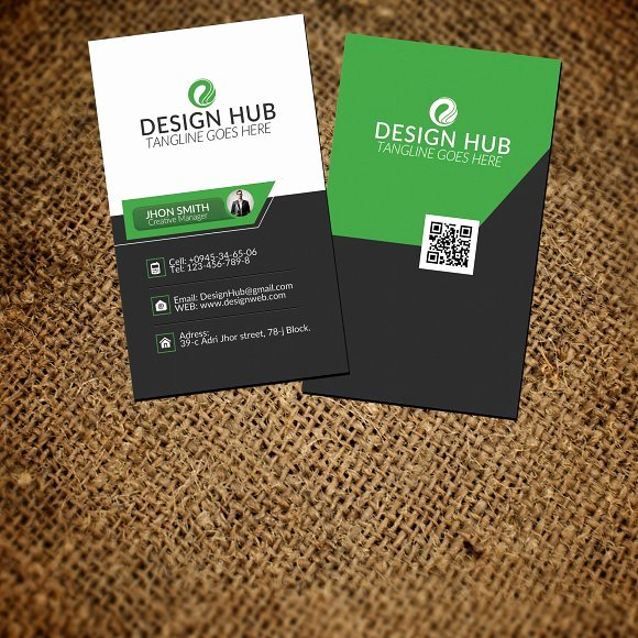 Vertical Business Card Template Fresh Vertical Business Card Template Business Card Templates