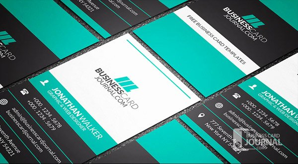 Vertical Business Card Template New Latest Free Psd Files for Designers 27 Shop Psds