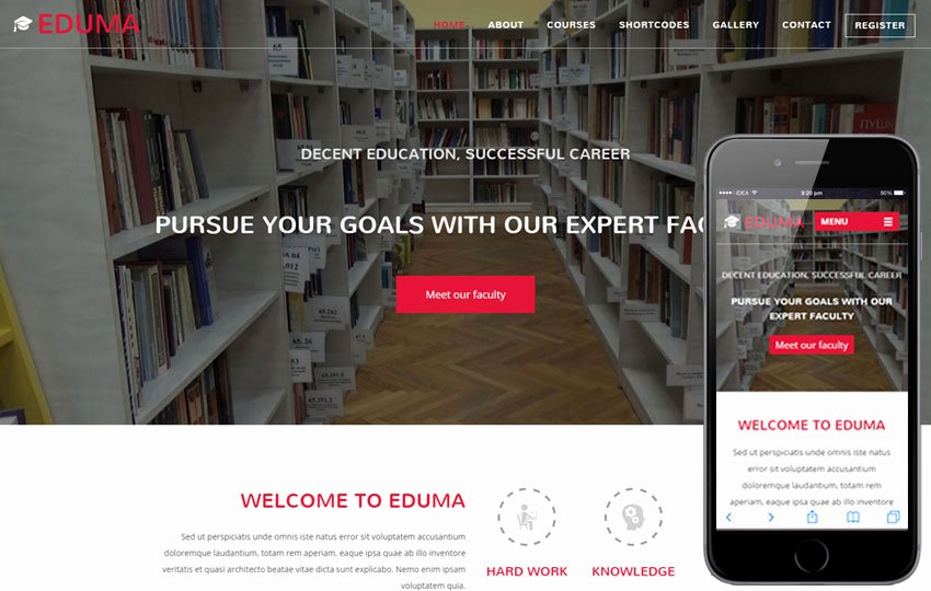 Video Background Website Template Best Of Eduma A Video Background Education Bootstrap Responsive