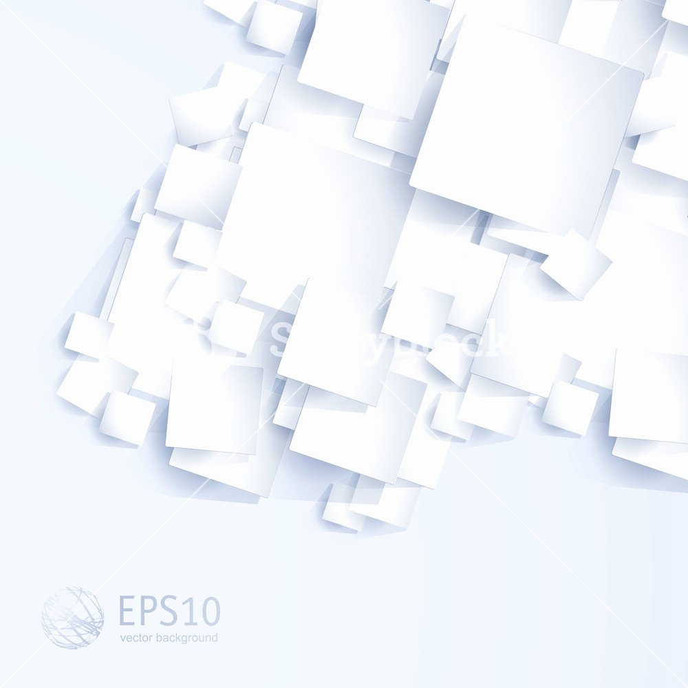 Video Background Website Template New White White Paper Light Background Vector Website