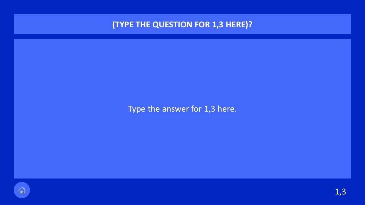 Video Game Powerpoint Template Elegant Jeopardy Game Powerpoint Templates