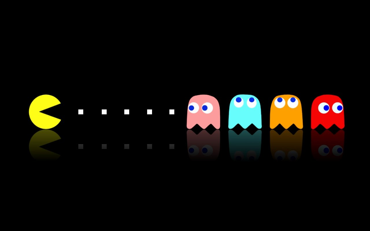 Video Game Powerpoint Template Elegant Pac Man Game Templates Backgrounds for Powerpoint