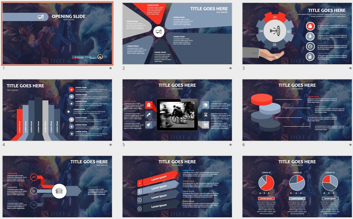 Video Game Powerpoint Template Luxury Free Video Games Powerpoint Template 7421