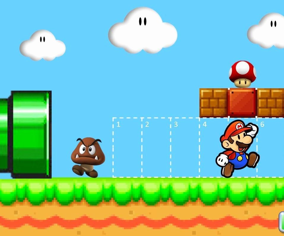 Video Game Ppt Template Luxury Super Mario Powerpoint Quiz Game Games for English