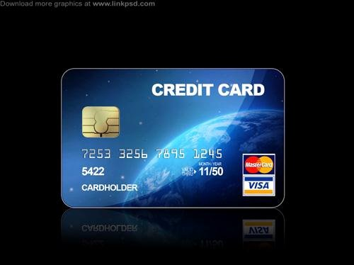 Visa Credit Card Template Best Of 20 Free Credit Card Psds