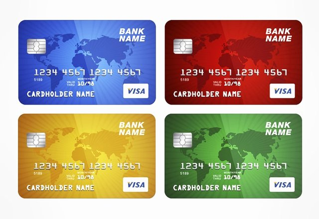 Visa Credit Card Template Unique 15 Free Credit Card Designs Jpg Psd Ai Download