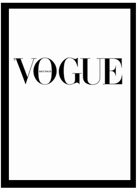 Vogue Magazine Cover Template Fresh 27 Of Transparent Magazine Template