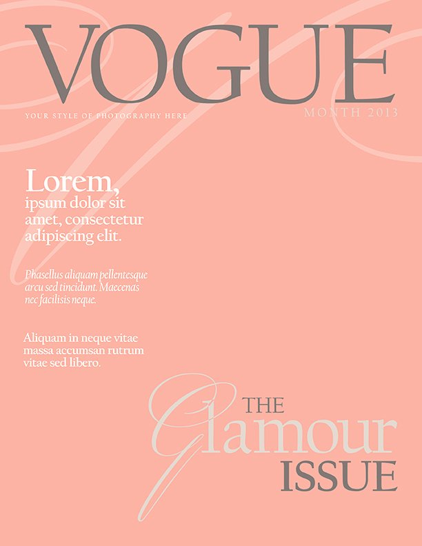Vogue Magazine Cover Template Inspirational 301 Moved Permanently